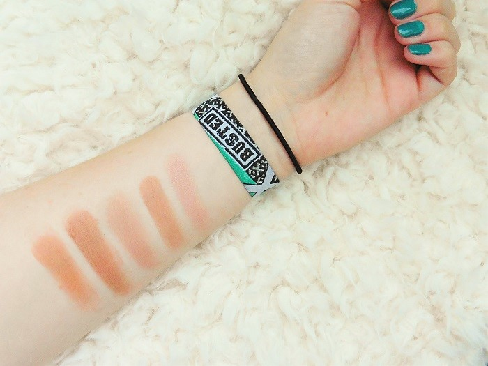 Contour for Pale Girls Swatches