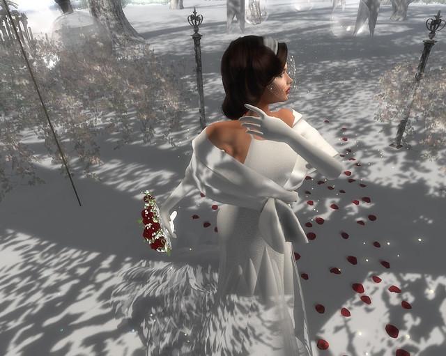 Breazes wedding gown, Sascha's Designs