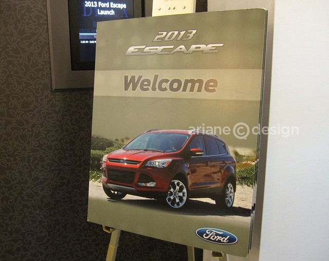 Ford Escape Launch-1