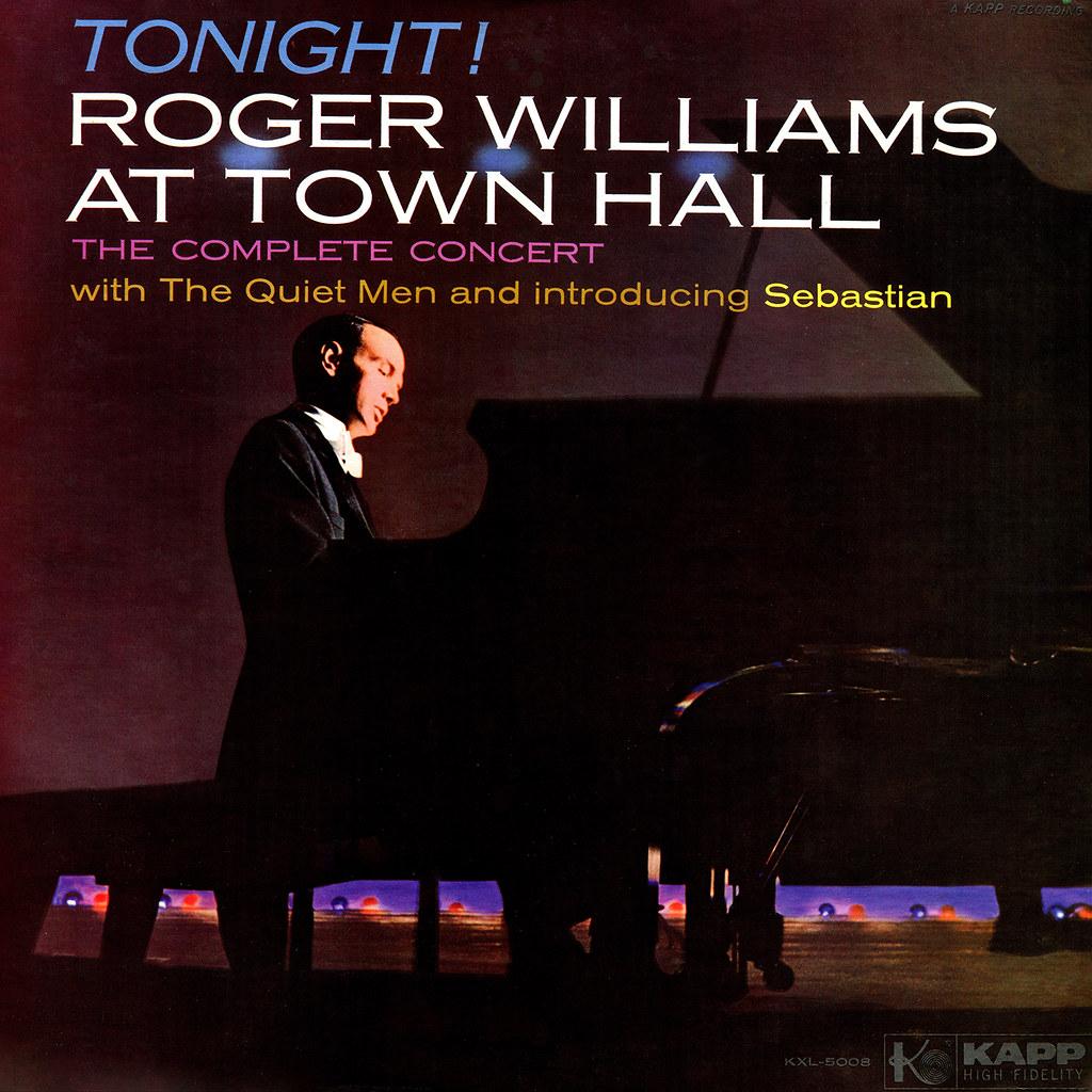 Roger Williams - Tonight!