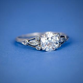 11242-Vintage-Old-Euro-ring-artistique
