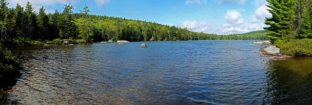 Partridge Pond  8-29-16