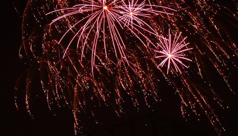 firework festival montreal