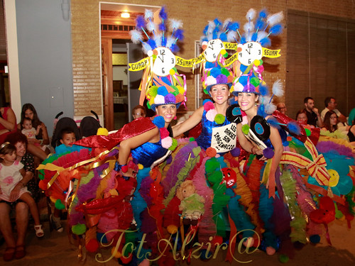 Danses Guadassuar 23-8-16