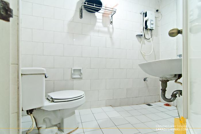 Hotel 45 Baguio Toilet