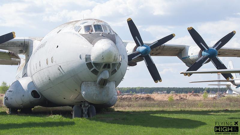 Aeroflot AN-22
