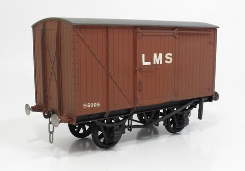 LMS Van 1