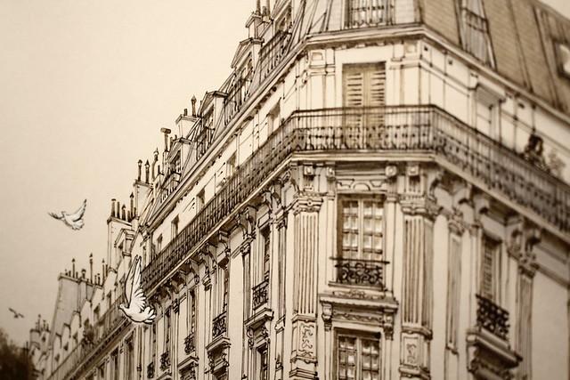 Yslaire à la Galerie Huberty & Breyne, Paris