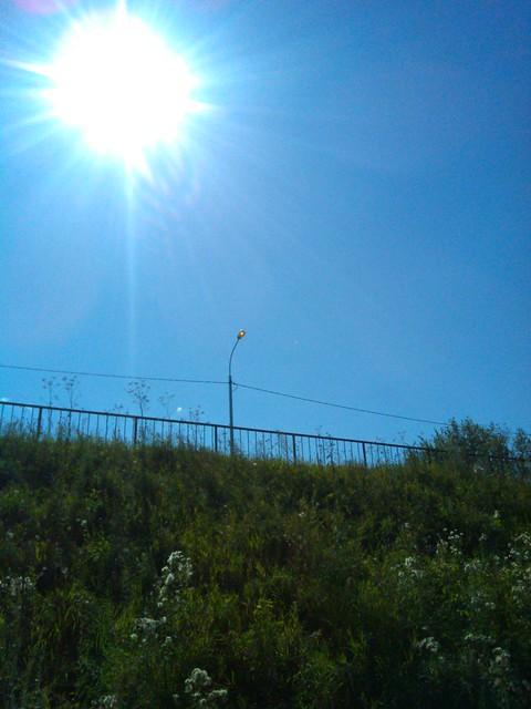 ЖКХ Искитима против Солнца (3)