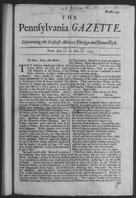 pennsylvania-gazette-july-19-1733