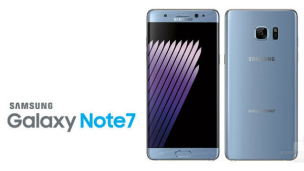 Samsung to resume sales of the Galaxy Note 7 on September 28