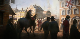 Assassin's Creed III: Boston Street | by PlayStation.Blog