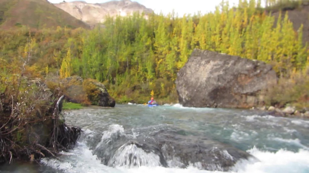 Jack River Packrafting