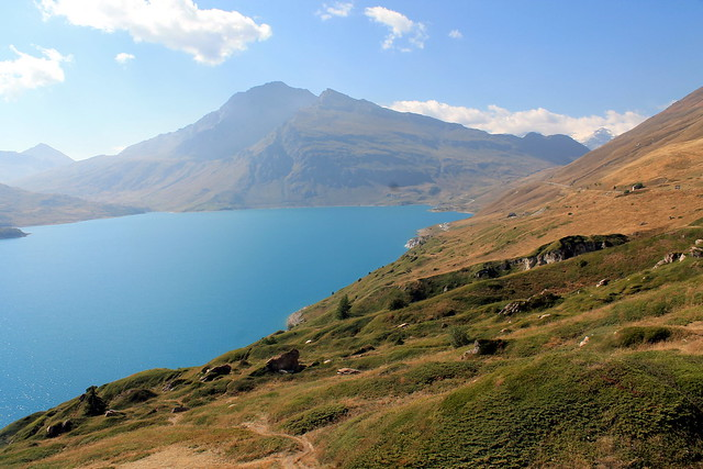 Lac du Mont Cenis 08 septembre 2016
