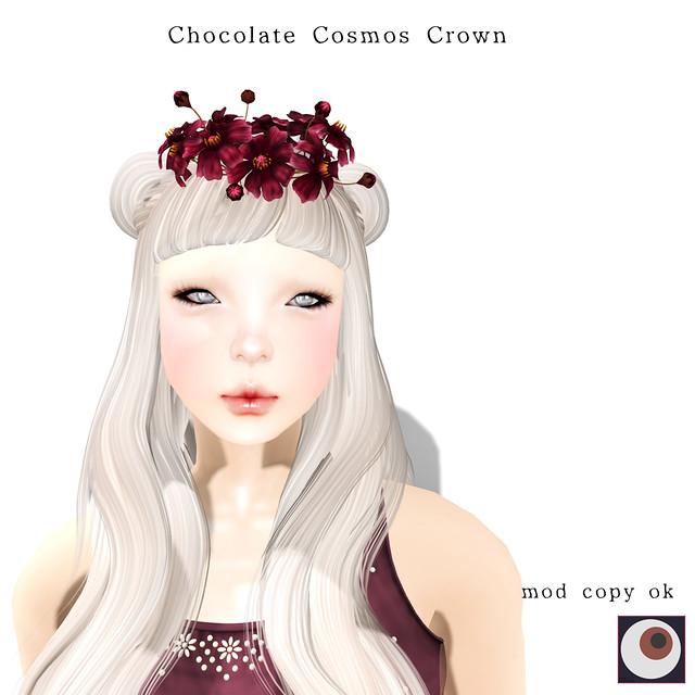 *NAMINOKE*Chocolate Cosmos