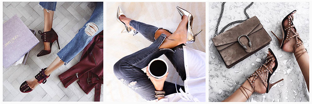 www.fashionartista.com Instagram content tips fashionedchicstyling-Feet-sitting