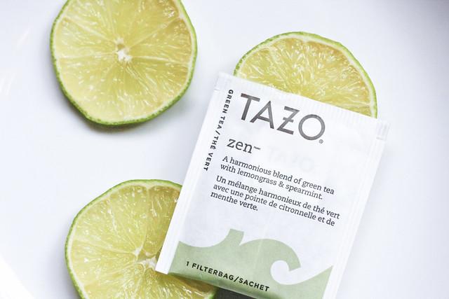 Tazo tea blend, Zen