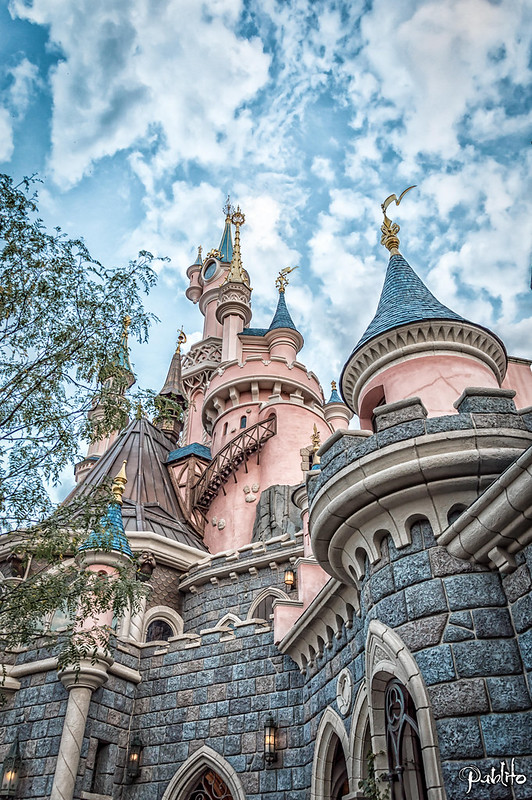 Down the Castle