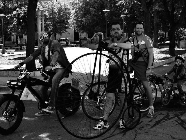 ciclopedalata