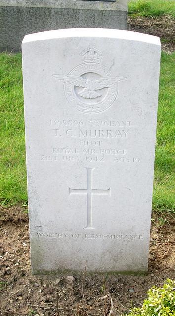 Markinch War Grave 4
