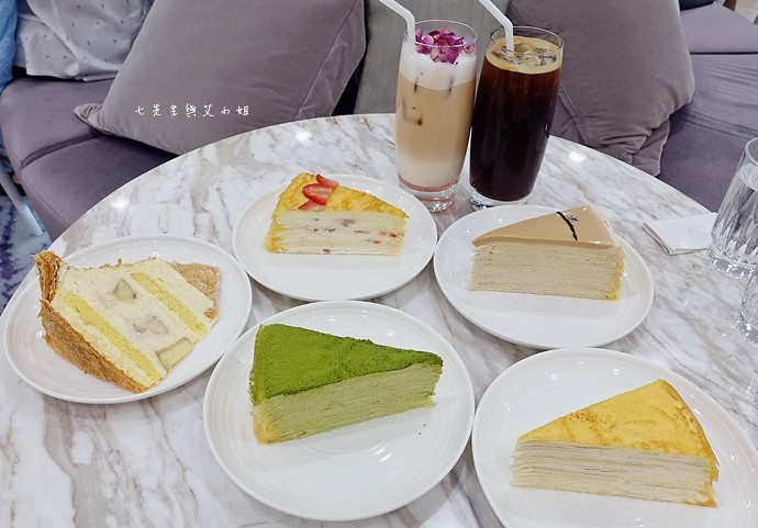 25 LadyM千層蛋糕 香港必吃美食