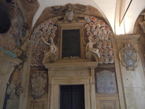 DSCN4392 _ Il palazzo dell'Archiginnasio