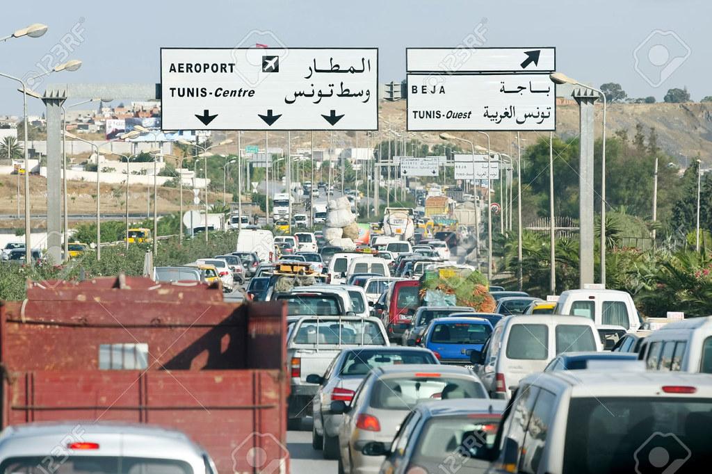 Tunisia's Road Fatalities Average 1,500 Per Year