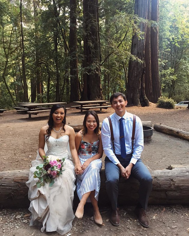 What a Joy to celebrate with these two yesterday! Congrats you guys! #ctocadventures #sfsp12