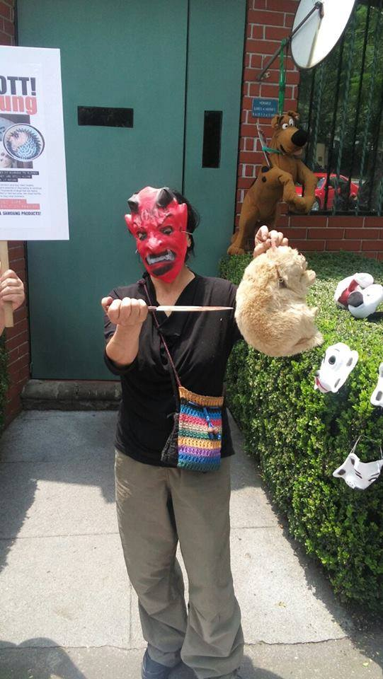 StopBoknal Protesta CDMX - Mexico City, Mexico.  #StopBoknal Protest