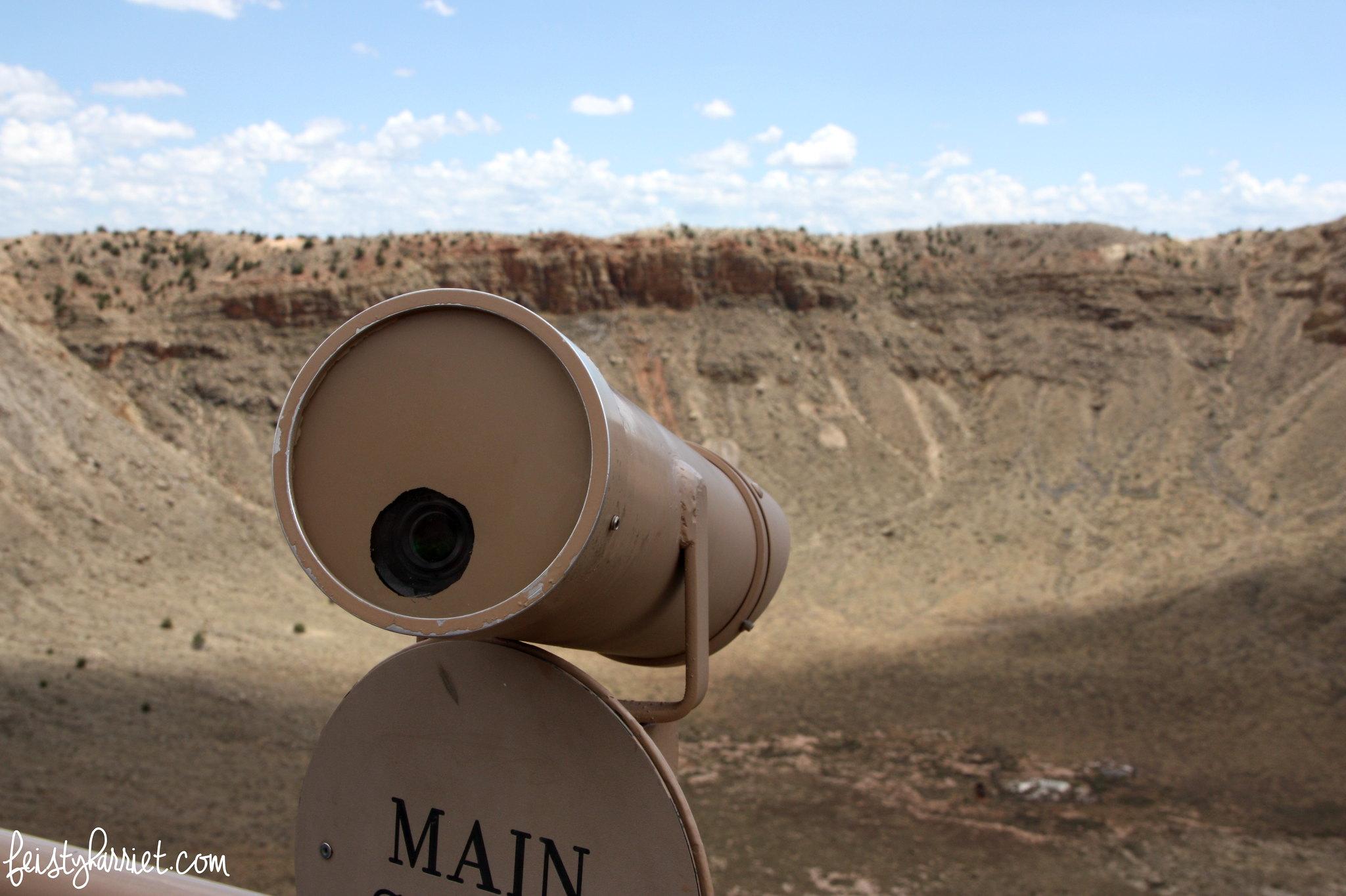 Arizona Meteor Crater_feistyharriet_July 2016 (4)