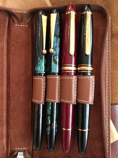 Review Lucrin Geneva Case 4 Zipped Pens @LucrinGeneva 13