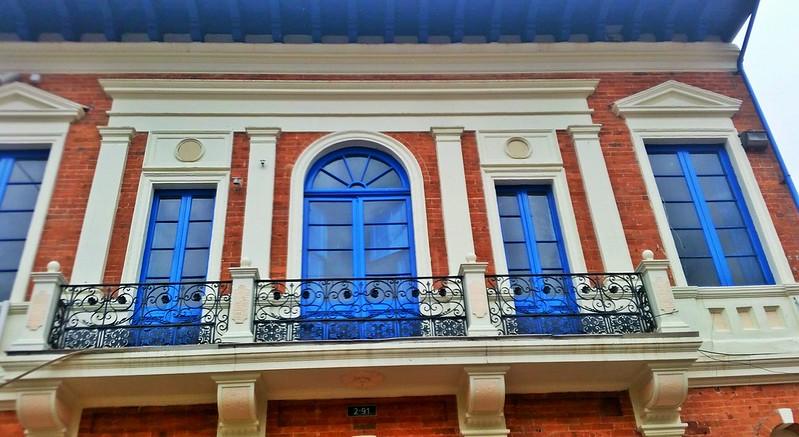Balcones de colores