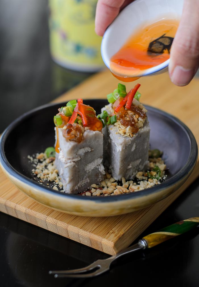 Yam Cake / Or Kueh