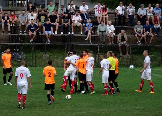 RFK Majdanpek 0:0 FK Šarbanovac (Zona Istok)