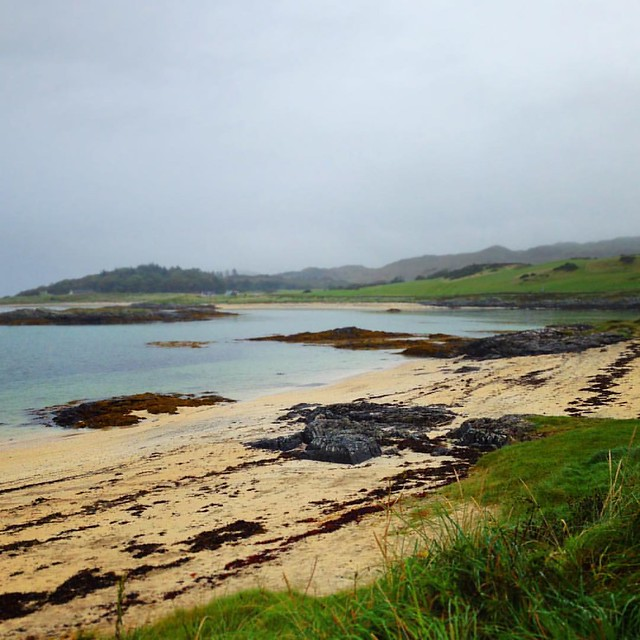 Traigh Beach, Scottish Highlands  #traigh #traighbeach #scottish highlands #scotland #scottishscenery #innerhebrides