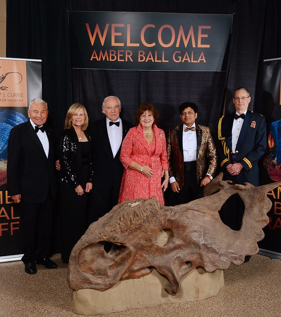 Sept 9 - Currie Museum Amber Ball, Wembley