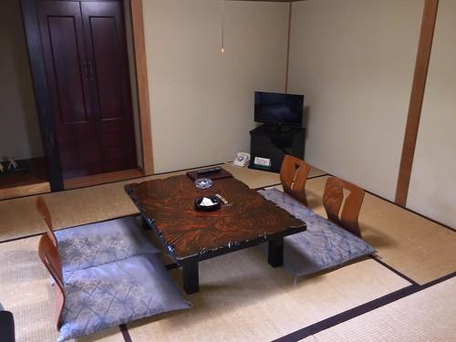 岩屋館 和室