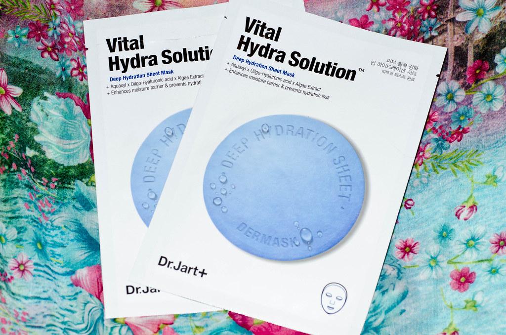 увлажняющая маска vital hydra solution dr. jart+ отзыв mashvisage.ru