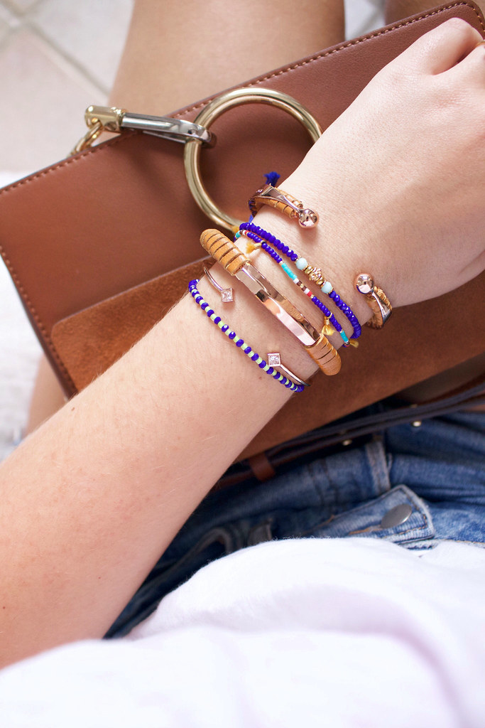 Elle Yeah Wanna Arm Party Candy Shashi Spotlight Coup de Coeur Bracelet Jewellery Jewelry Chloe Dupe Fashion Pinterest Girl Blog Beauty Lifestyle