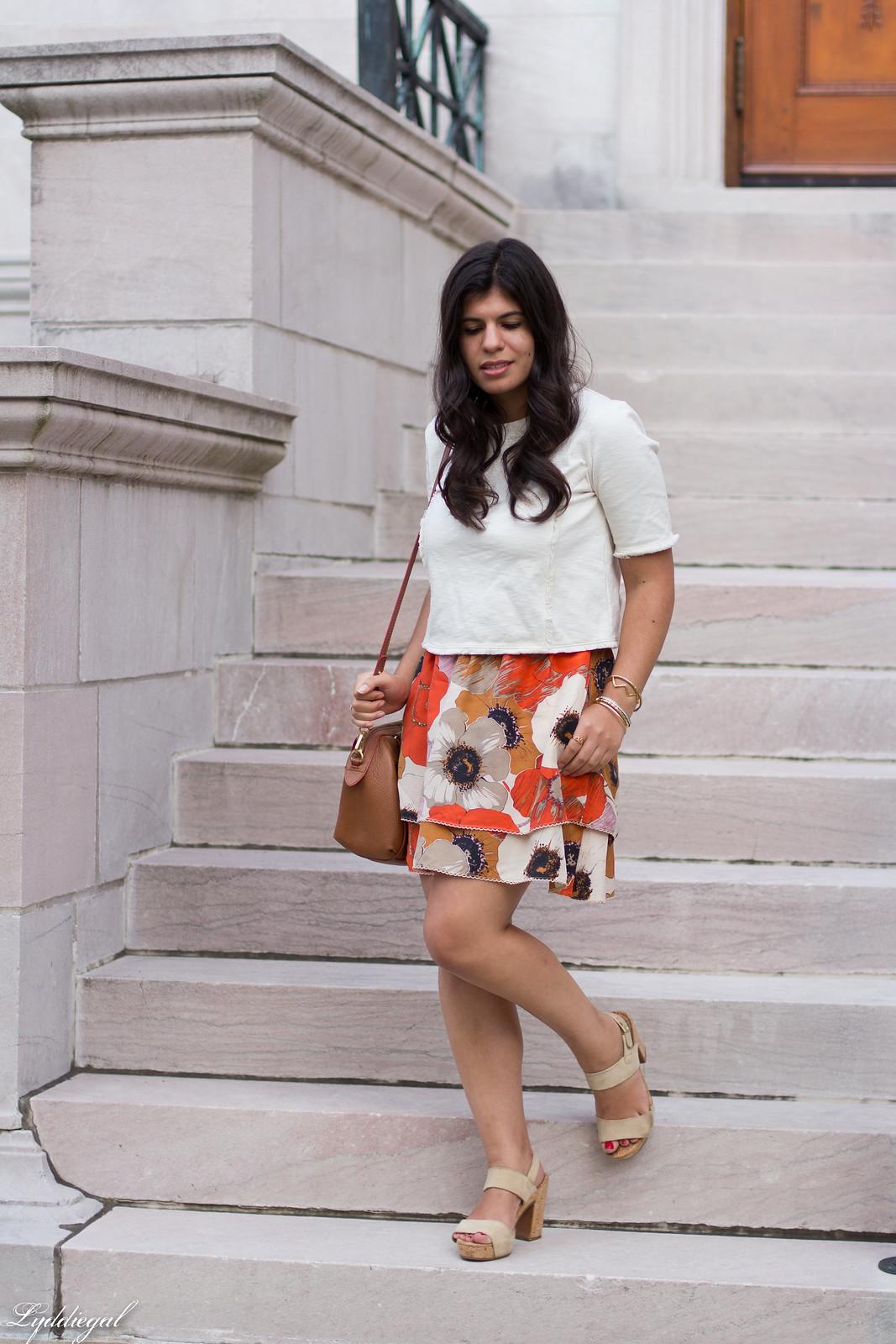 poppy print anthropologie skirt, boxy crop top-3.jpg