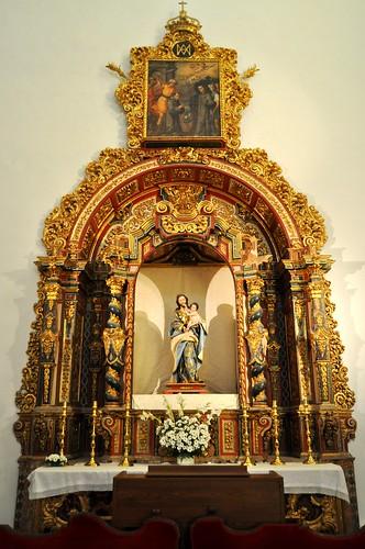 Granada santa mar a de la alhambra altar de san jos - Abella granada ...