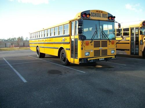 School Bus | Bus 246, 2005 Thomas EF. Chesterfield County ...