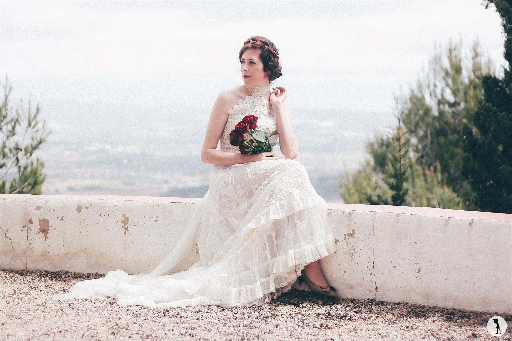 Blogger shoot, Amaia, Spain