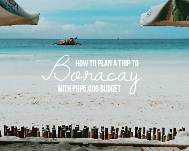 Boracay with Php 5,000 Budget