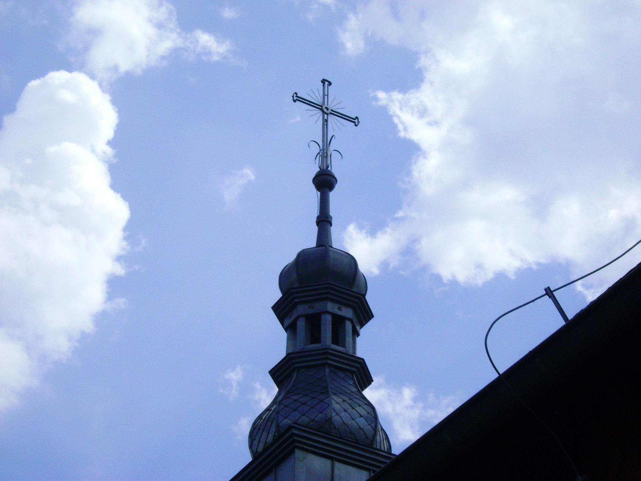 kościół w Giecznie