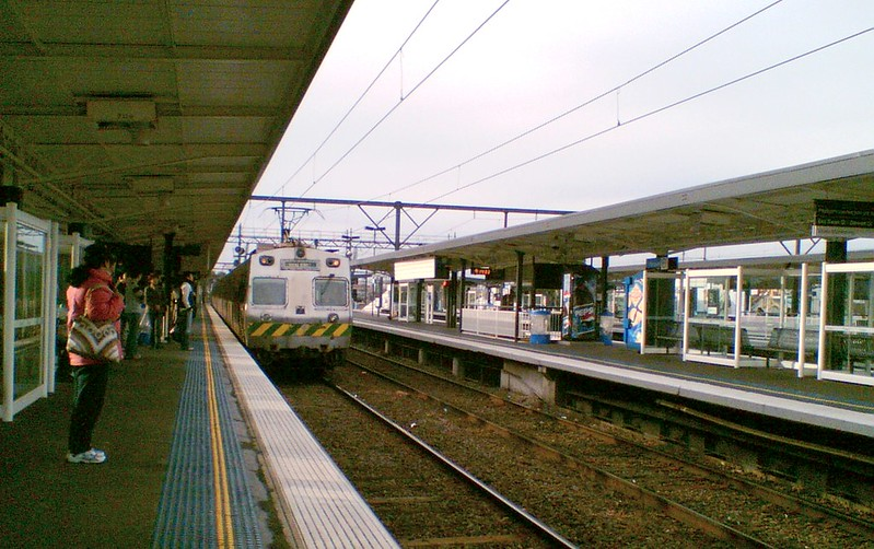 Richmond Station, July 2006