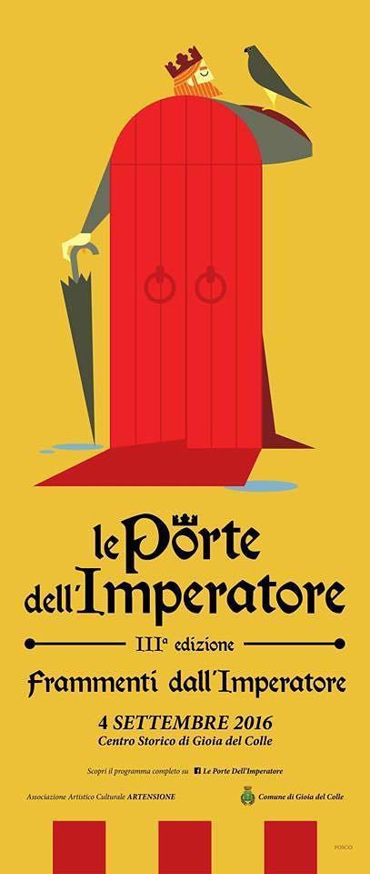 le porte dell'imperatore III edizione