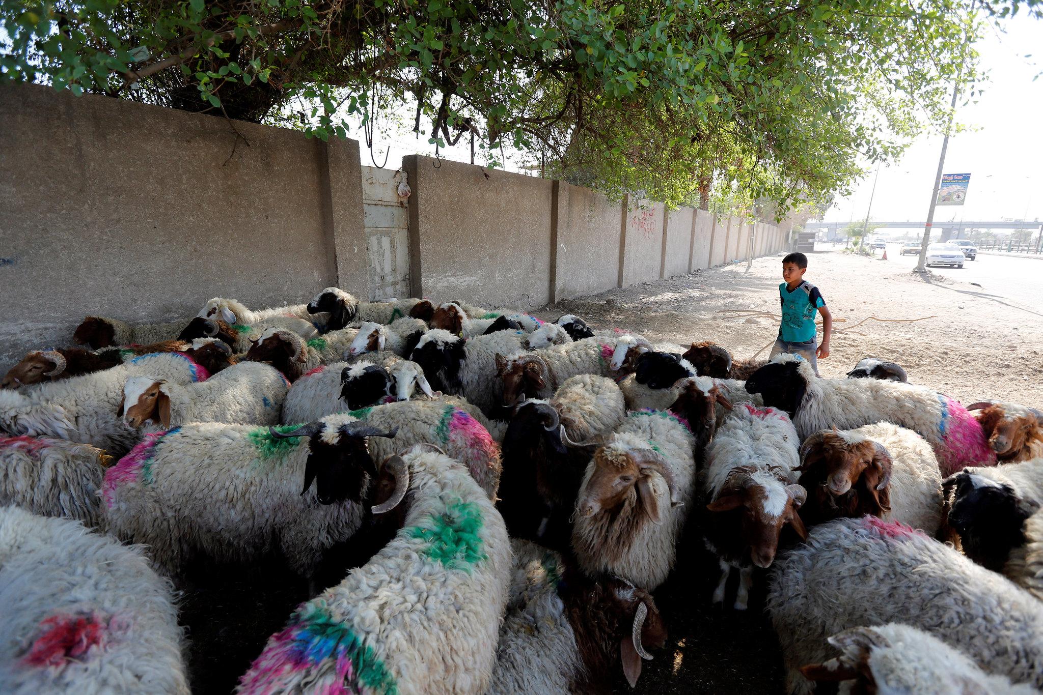 RELIGION-EID/IRAQ