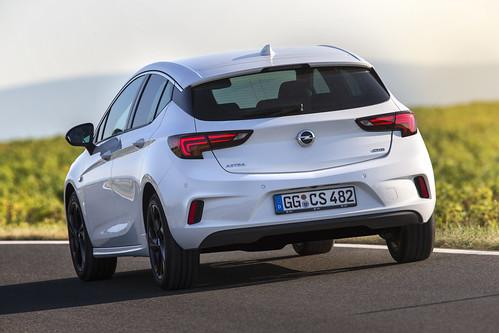 Der neue Opel Astra im extra sportiven OPC-Look