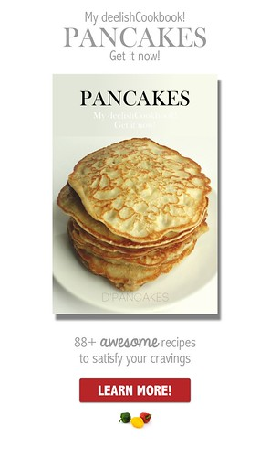 Deelish Pancakes